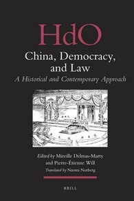 China, democracy, and law